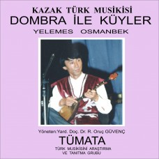 Folk tunes with Dombra (Yelemes Osmanbek) MP3