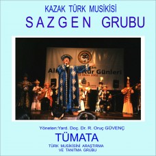 KAZAKH SAZGEN ENSEMBLE MP3