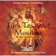 TURKISH SUFI MUSIC I CD